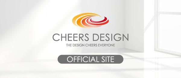 チアーズデザインのオフィシャルサイト