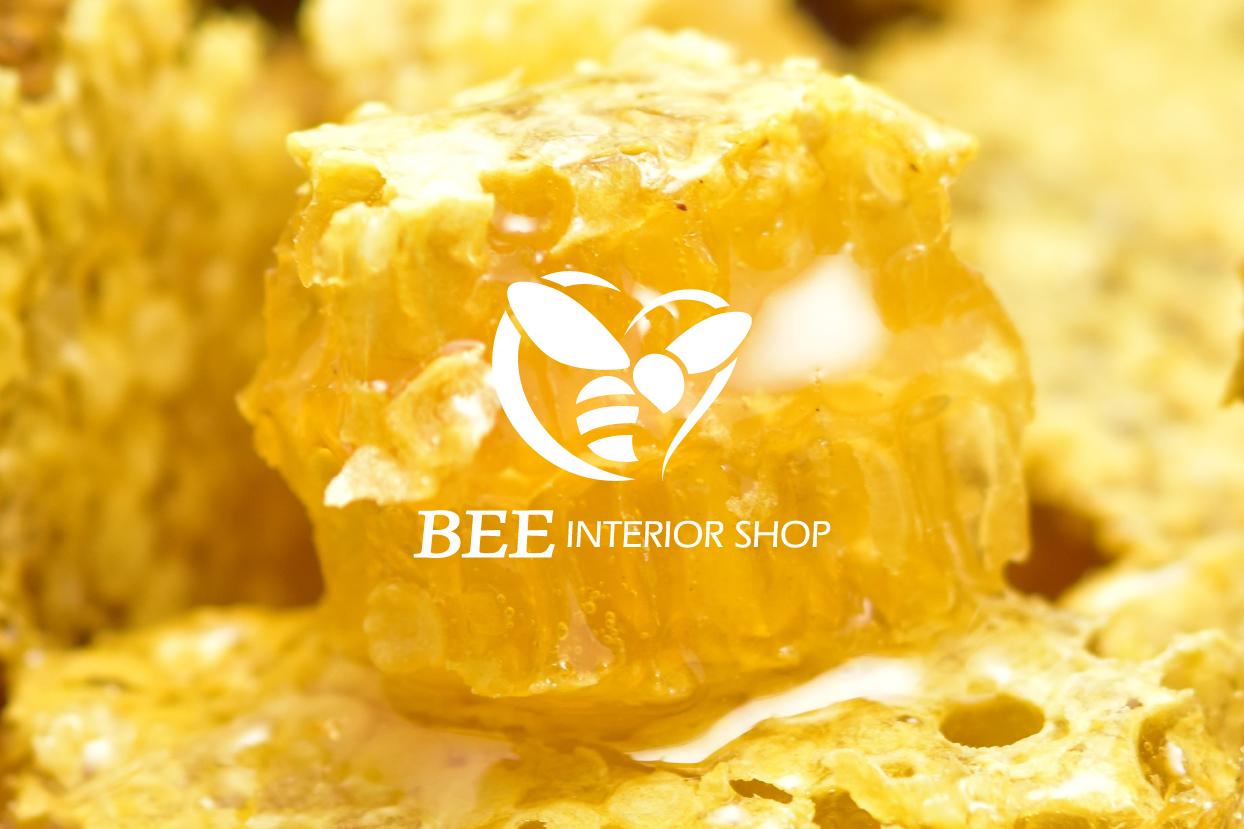 輸入生活雑貨・食品を扱うインテリアショップの店舗ロゴマーク